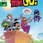Teen Titans GO! #30 comic