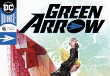 Green Arrow #46 comic