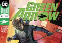 Green Arrow #47 comic
