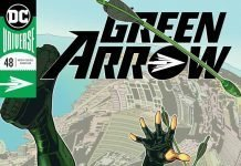 Green Arrow #48 comic