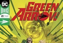 Green Arrow #49 comic
