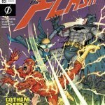 The Flash #65 comic