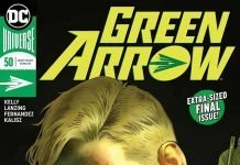 Green Arrow #50 comic