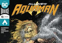 Aquaman #46 comic