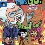 Teen Titans GO! #34 comic