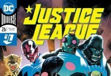 Justice League #26 comic