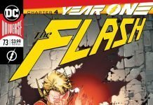 The Flash #73 comic