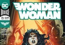 Wonder Woman #73 comic