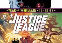 Justice League #27 comic