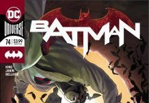 Batman #74 comic