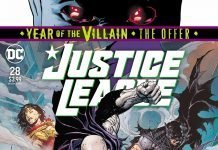 Justice League #28 comic