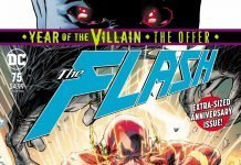 The Flash #75 comic