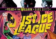 Justice League #29 comic