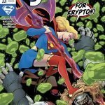 Supergirl #33 comic