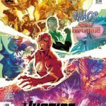 Justice League #31 comic