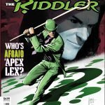 The Riddler: Year of the Villain #1 comic