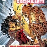 Wonder Woman #78 comic