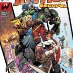 Young Justice #8 comic