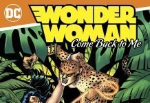 Wonder Woman Come Back to Me #3 comic