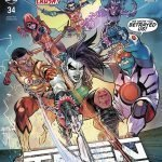 Teen Titans #34 comic
