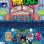 Teen Titans GO! #36 comic