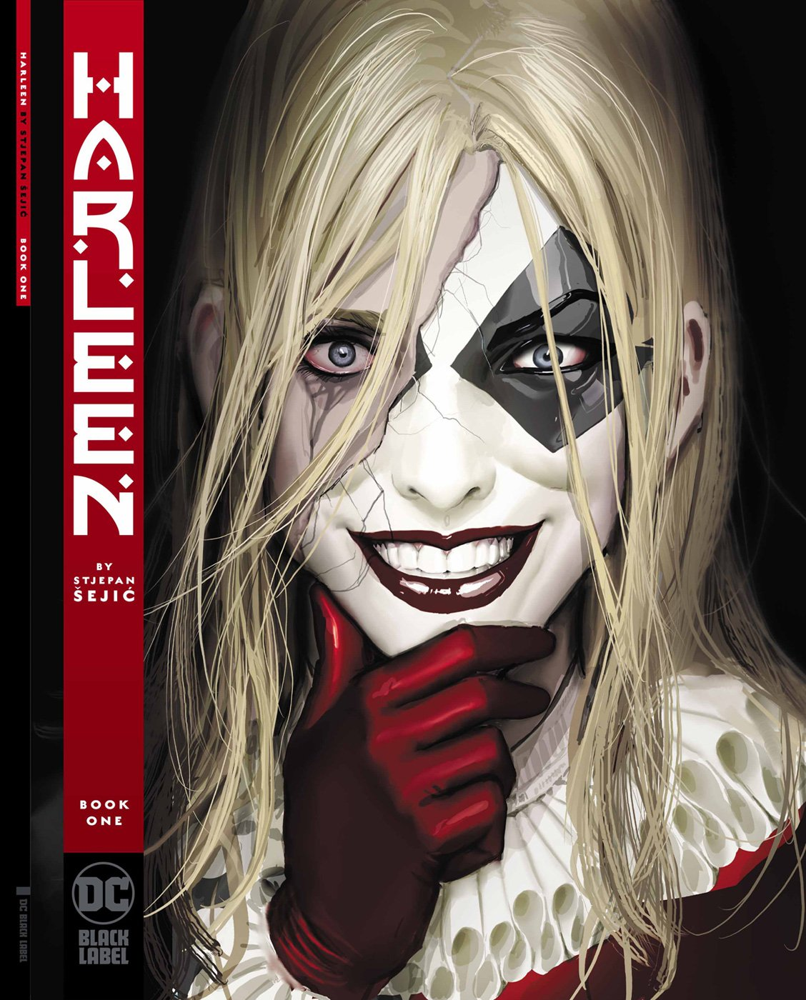 Harleen #1 comic