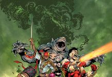 DC Comics Announces new Suicide Squad series this December from Taylor and Redondo