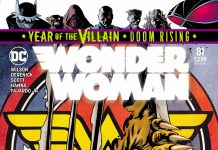 Wonder Woman #81 comic