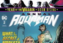 Aquaman ANNUAL #2 comic