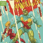 Martian Manhunter #9 comic
