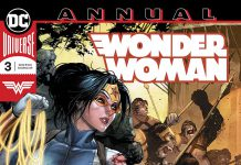 Wonder Woman ANNUAL #3 comic
