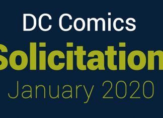 DC Comics Solicitations for January 2020
