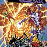 Titans: Burning Rage #4 comic