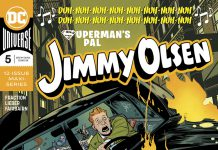 Superman's Pal Jimmy Olsen #5 comic