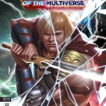 He-Man and the Masters of the Multiverse #1 comic