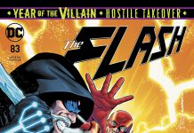 The Flash #83 comic