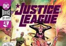 Justice League #37 comic
