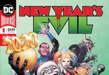 New Year's Evil #1 comic