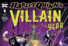 Harley Quinn: Year of the Villain #1