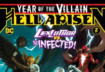 Hell Arisen: Year of the Villain #2