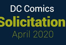 DC Comics Solicitations for April 2020