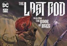 The Last God: Tales from the Book of Ages #1