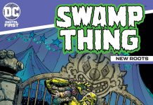 Swamp Thing: New Roots #7