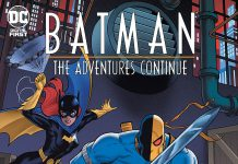 Batman: The Adventures Continue #5