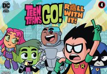 Teen Titans GO!: Roll with It! #4