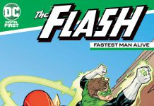 The Flash: Fastest Man Alive #10