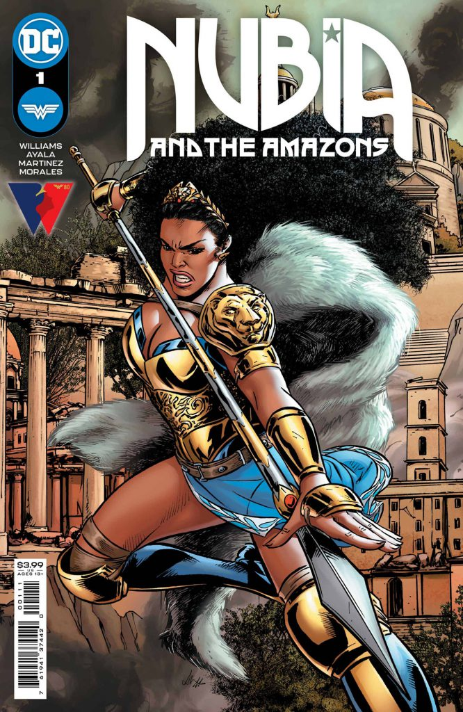 NUBIA AND THE AMAZONS
